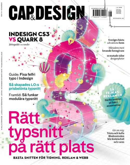 Illustrated Magazine Cover: 17 Design Examples for Inspiration