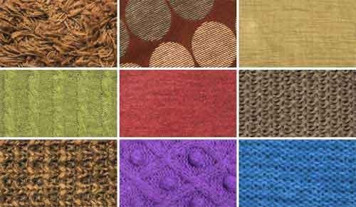 cloth textures