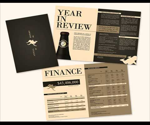 annual report examples