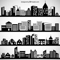 250+ Free Building Clip Art Vectors to Download