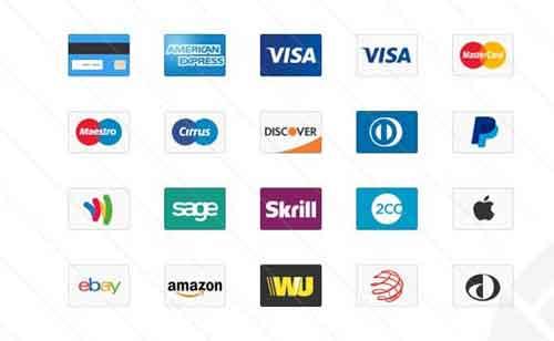 e-commerce icons