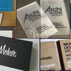 25 Elegant Business Cards for Inspiration
