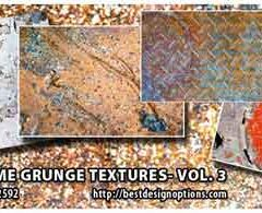26 Free Rustic Metal Textures for Grunge Designs