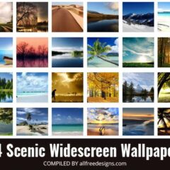 24 Lovely Scenic Widescreen Nature Wallpapers