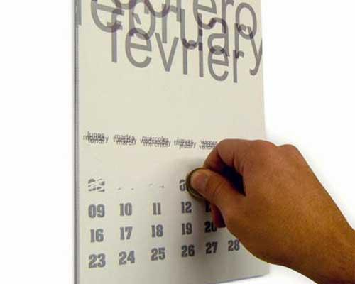 cool calendars