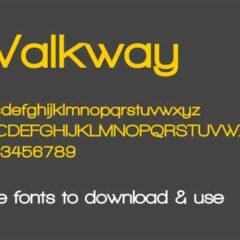 20 Free Modern Fonts for Sleek Designs