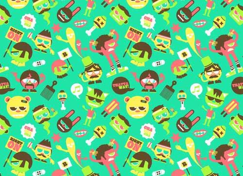 background patterns