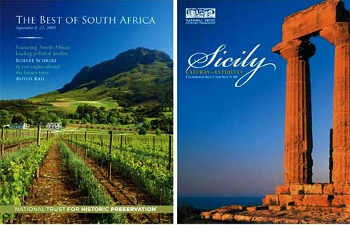 Travel Brochure Examples - Ex