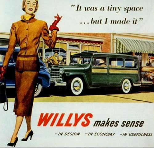 Vintage Automobile Advertisements 50