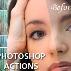 21 Free Photoshop Action Files for Photo Retouching