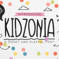 22 Kids Font Freebies for Kiddie Projects