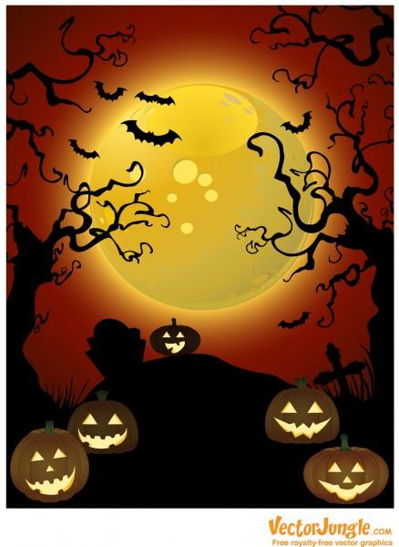 Halloween Vectors free halloween vectors Halloween Vectors