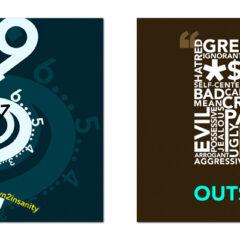 Album Cover Art: 25 Purely Typographic Design Ideas