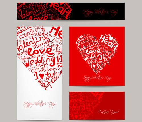 Valentine Card Templat...