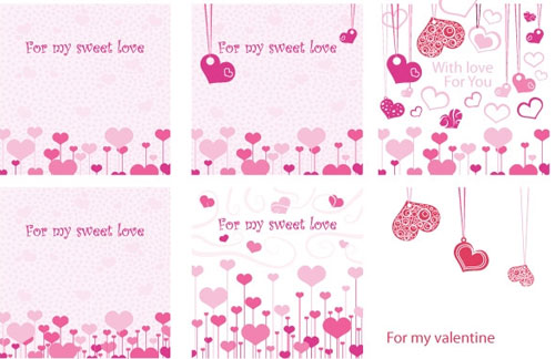 Valentine Card Templates Plus Tutorials for Designing Your Own – Valentines Card Template