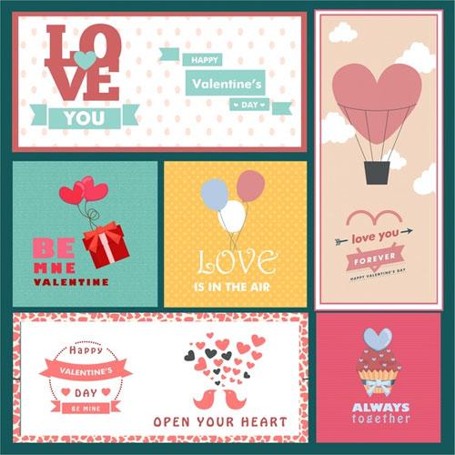 valentine card templates