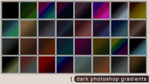 gradient backgrounds