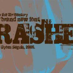 25 Free Grunge Fonts for Vintage Designs