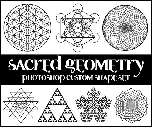 photoshop shapes