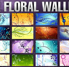 1000+ Free High-Quality Vector Flowers and Swirls