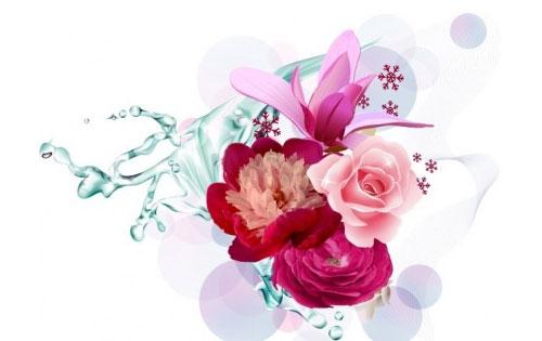 vector-flowers-12