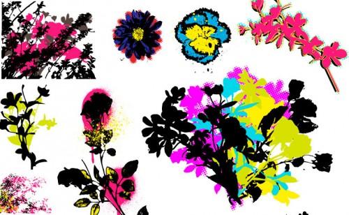 vector-flowers-15