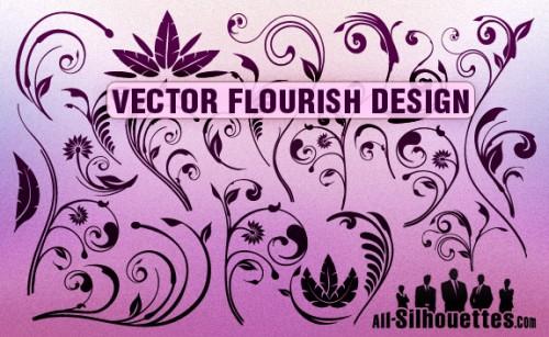 vector-flowers-22