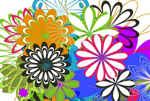vector-flowers-24