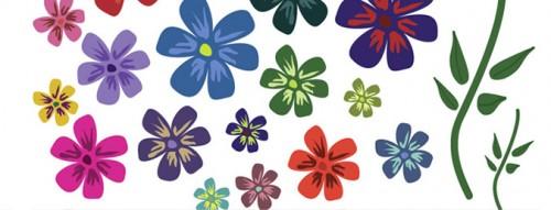 vector-flowers-4
