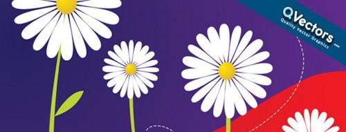 vector-flowers-6