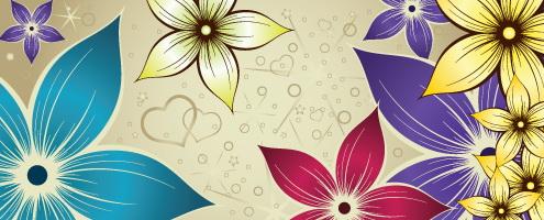 vector-flowers-7