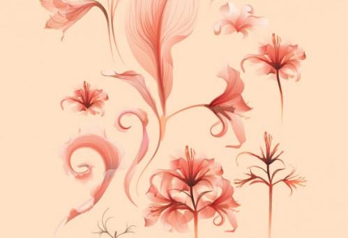 vector-flowers-8
