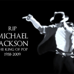 30 Michael Jackson Commemorative Wallpapers
