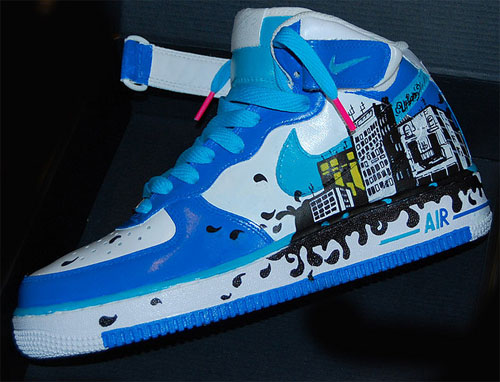Custom Sneakers Designs For Inspiration