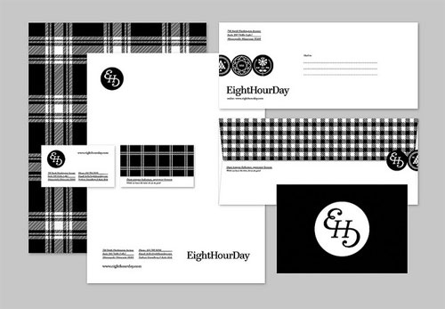 letterhead design  35 examples of business stationeries