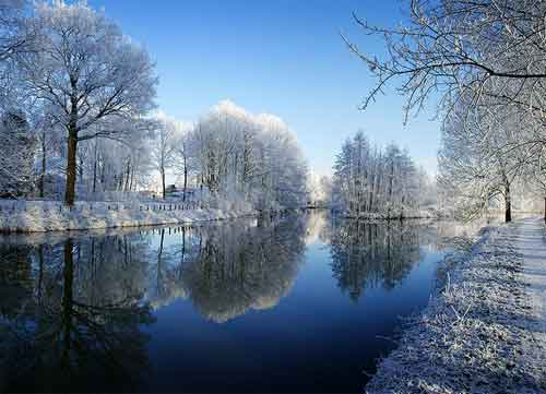 winter scene pictures