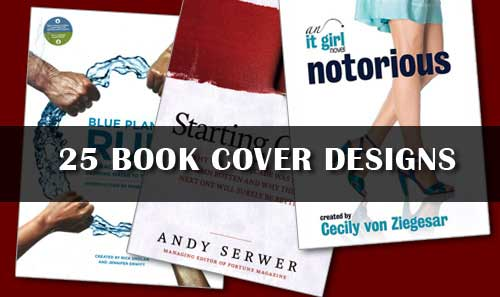 Creative Book Cover Inspiration : Book cover designs creative examples for inspiration