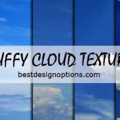 28 High-Resolution Puffy Clouds Backgrounds