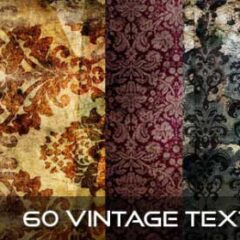 350+ Free Vintage Textures and Backgrounds