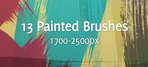 photoshop paint brushes