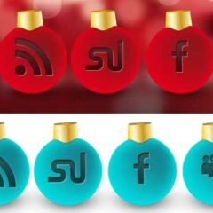 30 Free Christmas Icons for Blogs and Websites