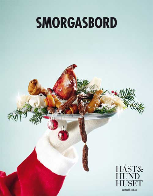 Christmas Advertisements: 25 Funny Holiday Campaigns