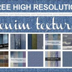 100+ Useful Denim Textures and Backgrounds