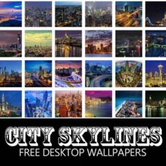 28 Spectacular Cityscape Wallpaper Backgrounds