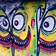 Freebies: 30 Graffiti Backgrounds and Textures