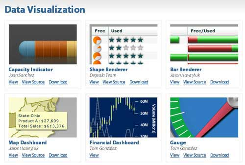 Infographics data visualization ppt