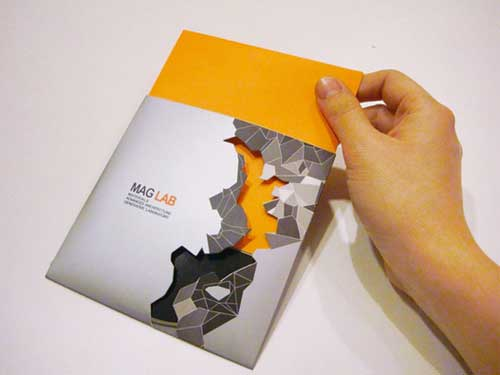 Cd packaging design 33 exciting examples you should check out for Interactive brochure design