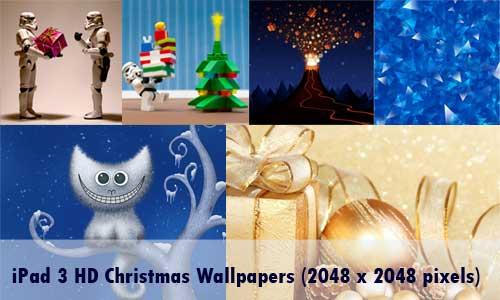 christmas ipad wallpapers