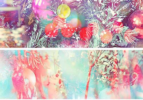 christmas textures