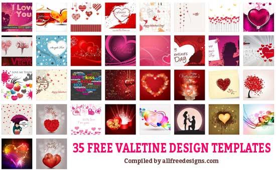valentine design